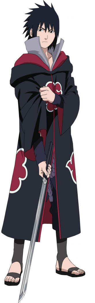 Baju Sasuke