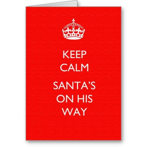 Keep calm christmas greeting card pinterest christmas greeting original version of the keep calm craze available at zazzle stevebrownleeart m4hsunfo