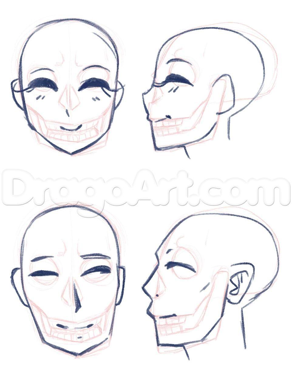 How To Draw Anime Anatomy Step 2 Draw Pinterest Anatomy Anime