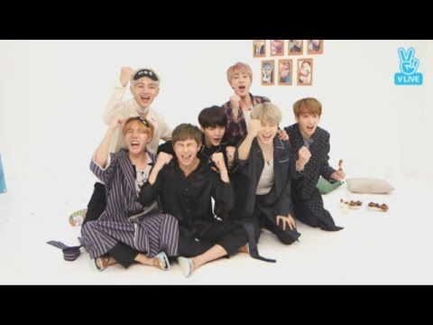 Bts Vlive Eng Sub