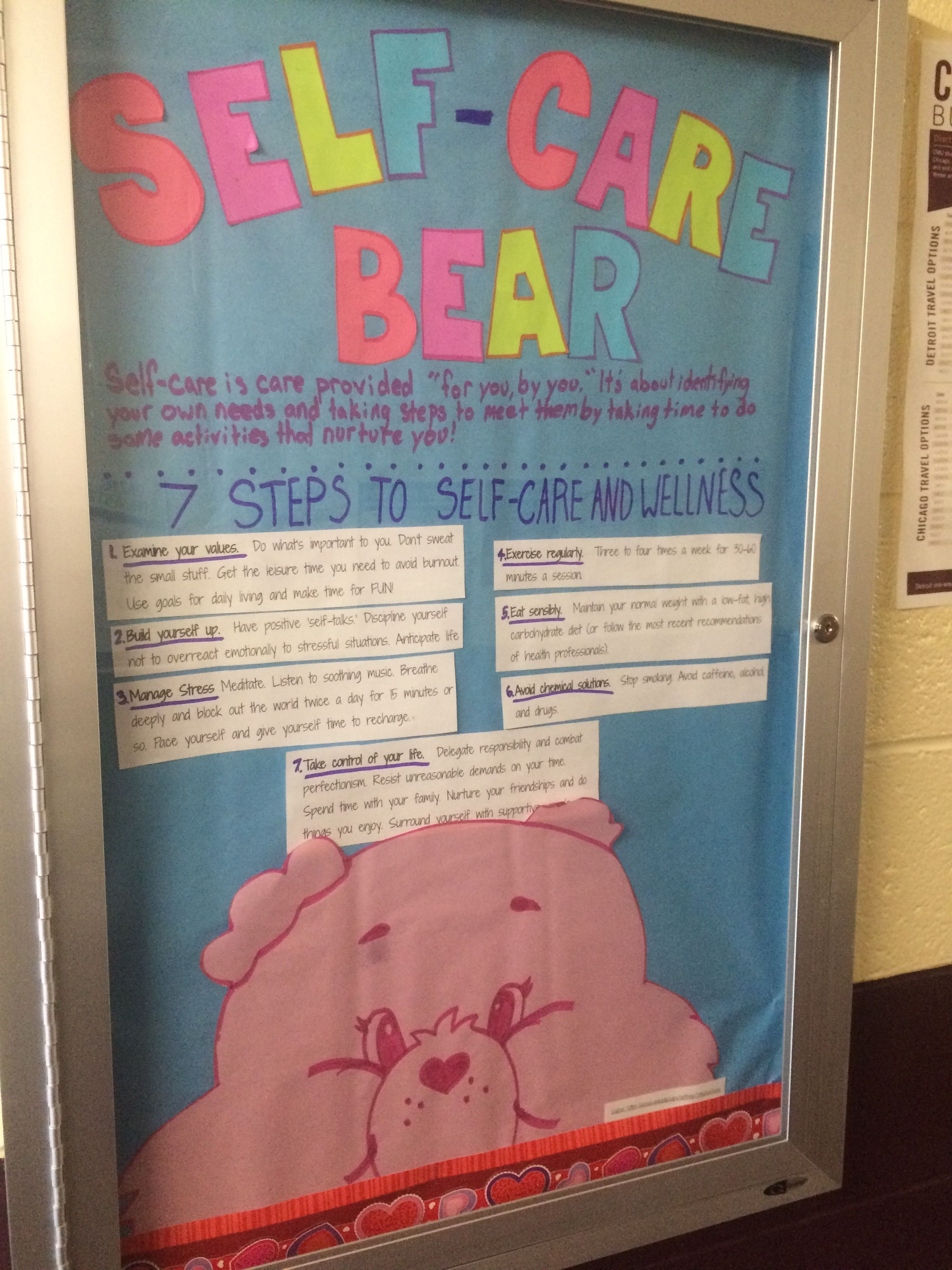 Self-Care RA bulletin board #rabulletinboards Self-Care RA bulletin board #rabulletinboards Self-Care RA bulletin board #rabulletinboards Self-Care RA bulletin board #rabulletinboards