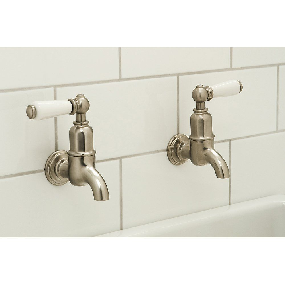pulldown com and faucet perrin rowe faucets kitchen nickel u rohl satin brass
