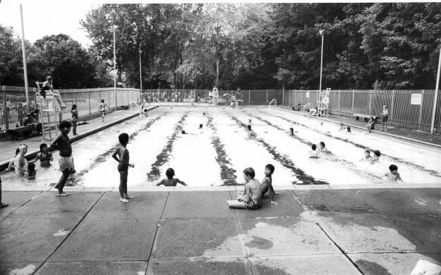 End of Summer Fun | Seneca Park swimming pool. Rochester NY ...