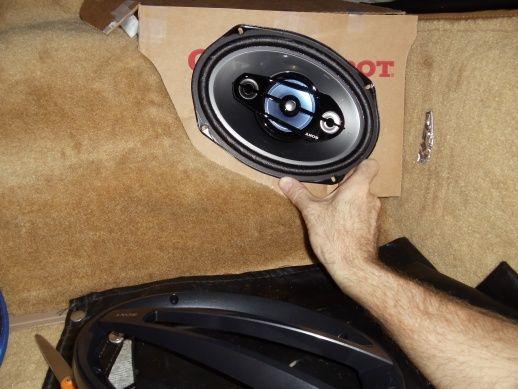 Rear Speaker Mounts For A 1981 Corvette Corvette Forum Speaker Mounts Rear Speakers Corvette