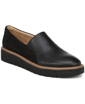 ec0b560cfcf Naturalizer Effie Platform Loafers - Black 9.5M