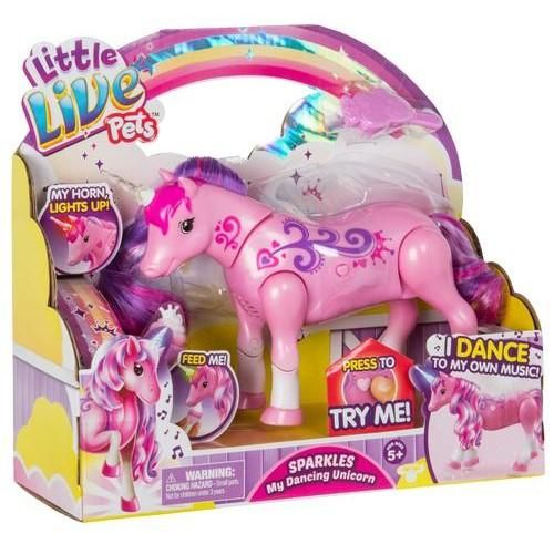 Little Live Pets Sparkles My Dancing Unicorn Marvel Transformers Toy Avengers Hasbro Funko Starwars Toy Little Live Pets Unicorn Toys Toys For Girls