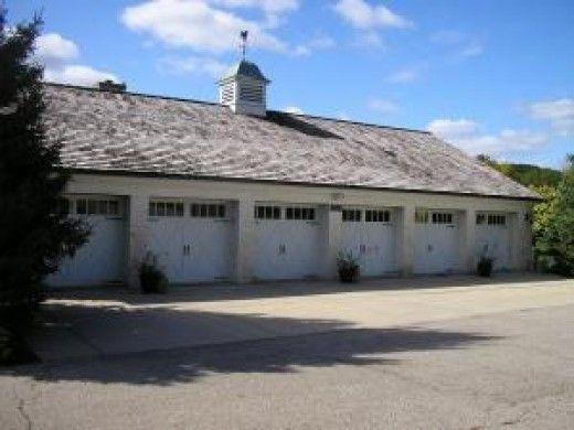 Home Improvement Coach House 3 Car Garage And More Dream Garages Car Garage Luxury Garage Garage