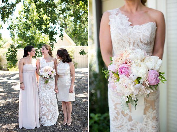 Lauren & Darrin   Romantic Wedding at Solage Calistoga