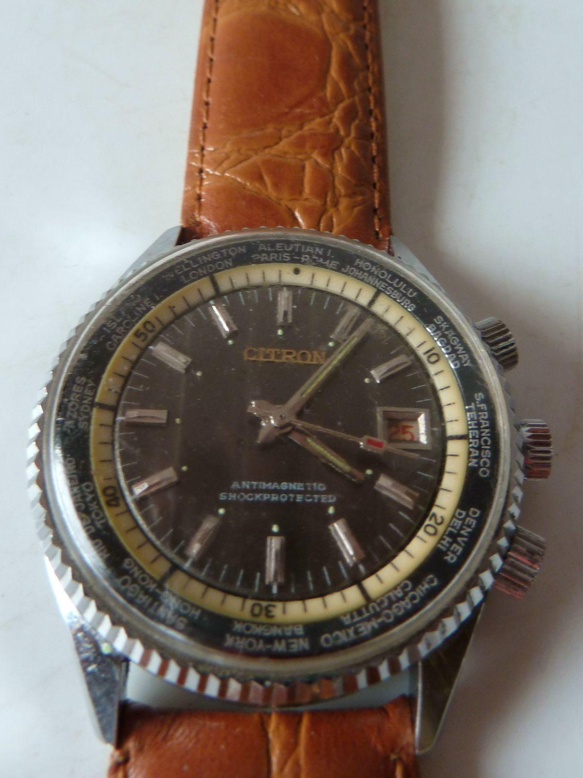 Seiko 5 Automatic Military Jam Tangan Pria Hitam Stainless Steel Sport Ssa299k1 Otomatis Hijau Putih Vintage Citron World Timer Magnetic Compass