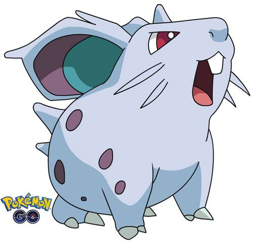 Nidoran ♀ 1 de Pokémon Go
