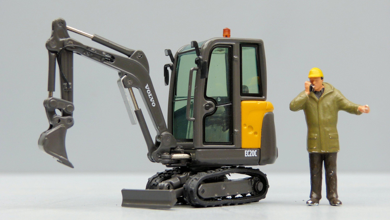 Volvo Ec20c Excavator Service Manual Shop Volvo Excavator Parts Catalog
