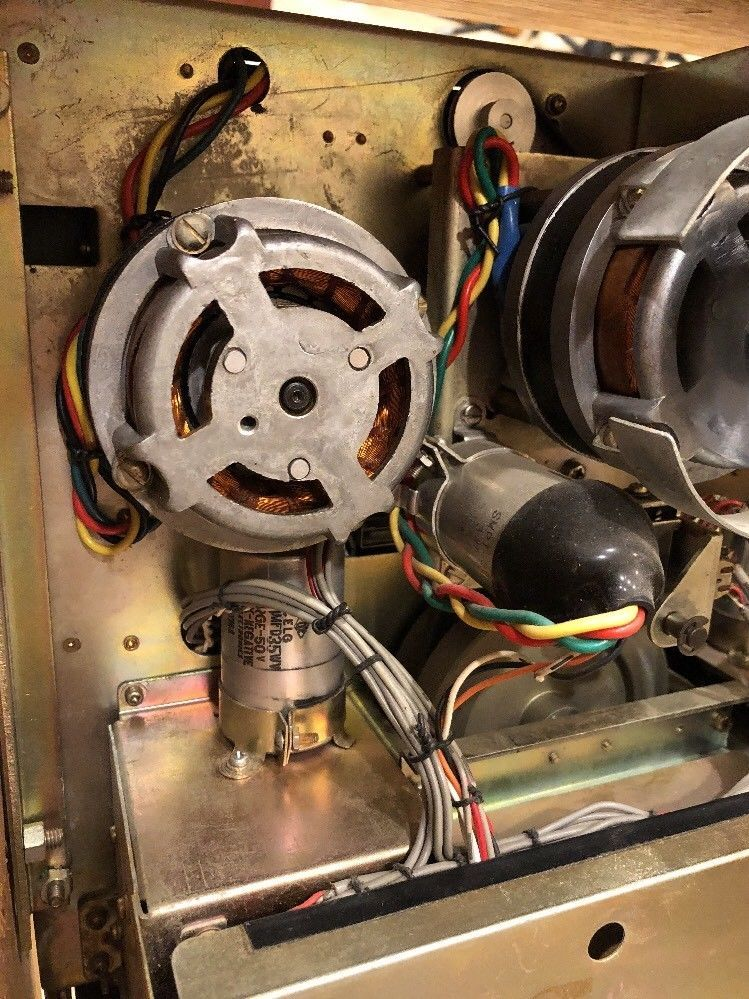 Concertone Reverse O Matic 802 Tube Reel To Reel 4 Track Stereo