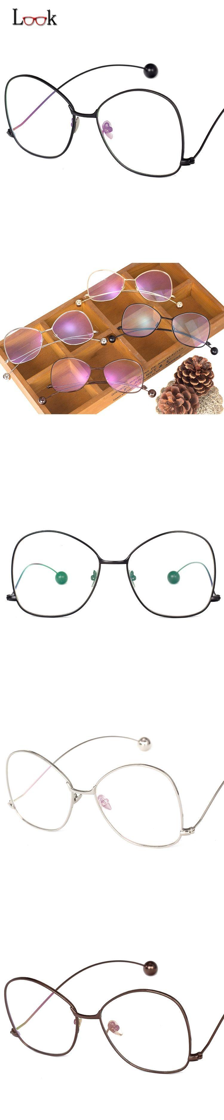 2017 Fashion Optical Glasses Frame Brand Design Myopic Eyeglasses ...