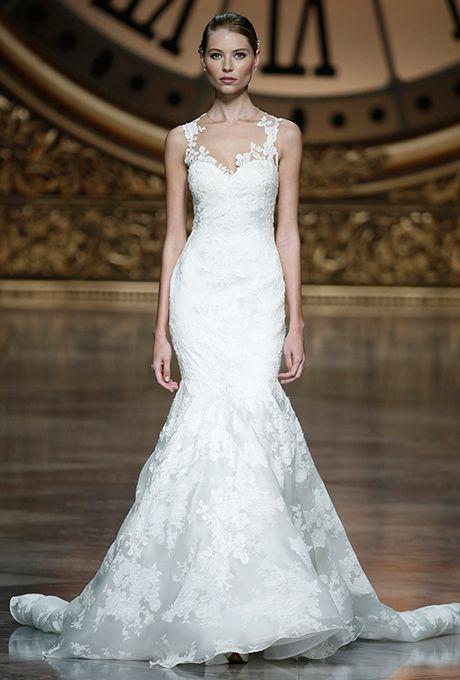 Brides Pronovias Wedding Dresses