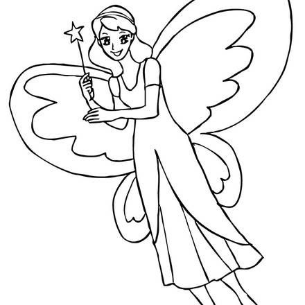 FAIRY coloring pages : 42 FAIRY World coloring sheets and kids ...