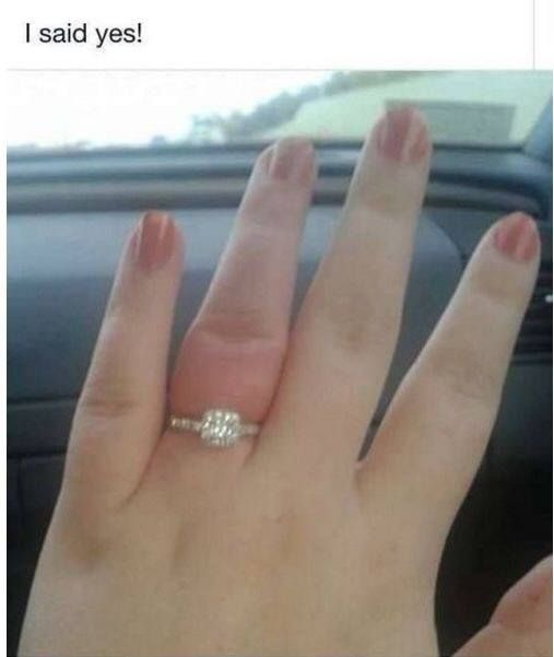I SAID YES! | Wedding Quotes | Hilarious, Funny pictures ...