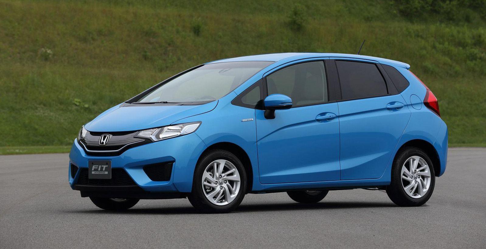 Honda jazz new model http www carsymbols net honda