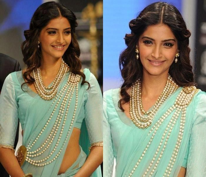 Trendy long length hairstyles #longhairstyleswithbangs | Simple hairstyle for saree, Long hair ...