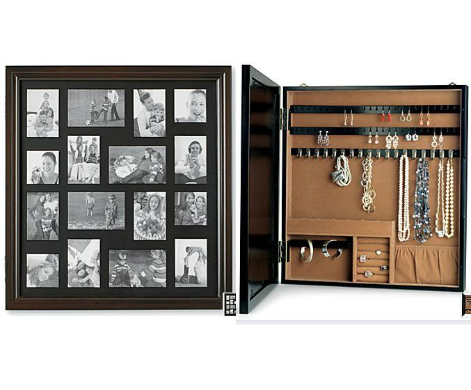 This is the best Photo Jewelry box Great way to hide your valuables