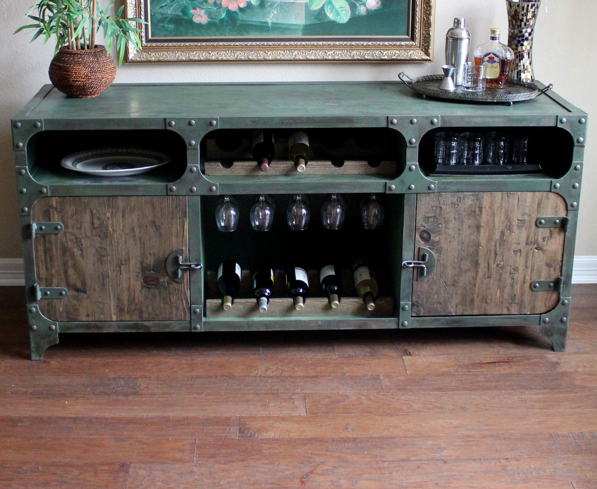 Galer A De Clientes Muebles Modernos Industrial Consolas Y  # Muebles Pipa Aguirre