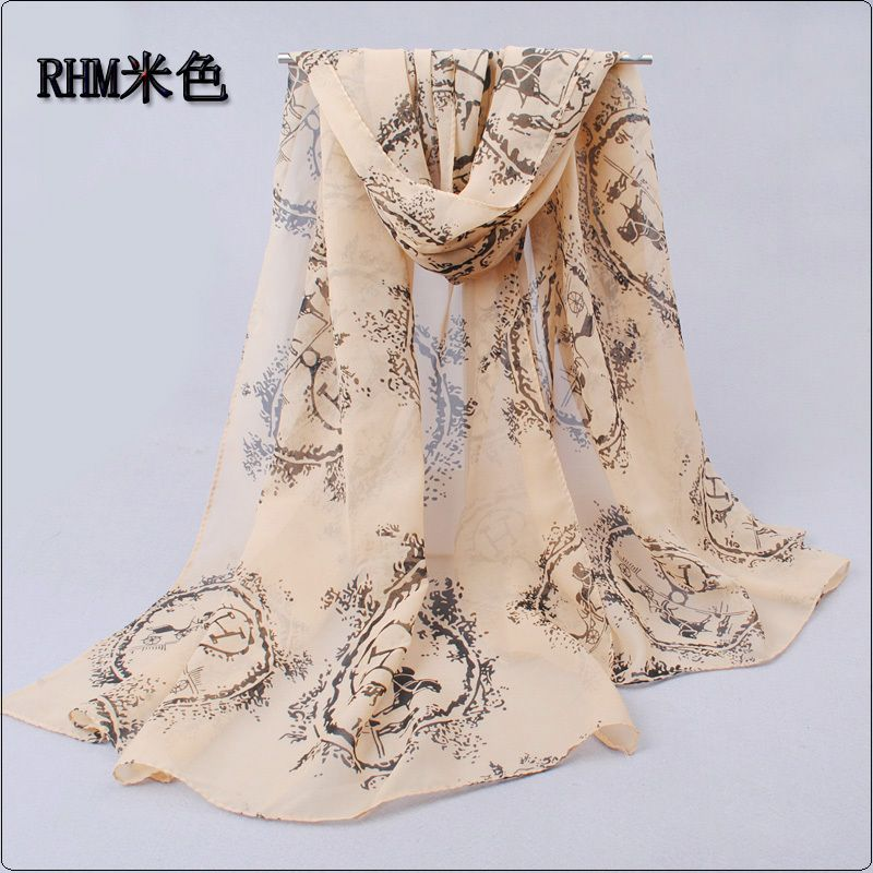 Free shipping1PC 70*155cm Euro style Artist painting wagon woman chiffon scarves/WJ-042 - http://www.aliexpress.com/item/Free-shipping1PC-70-155cm-Euro-style-Artist-painting-wagon-woman-chiffon-scarves-WJ-042/1519030218.html