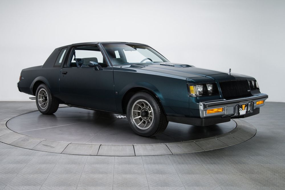 Pin by Sparviers on Classic cars in 2020 Grand national