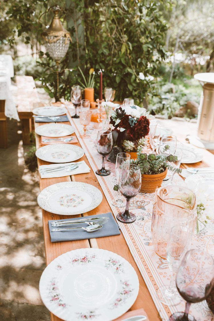 Tim and Brittany's San Diego Backyard Wedding | The Bold ...