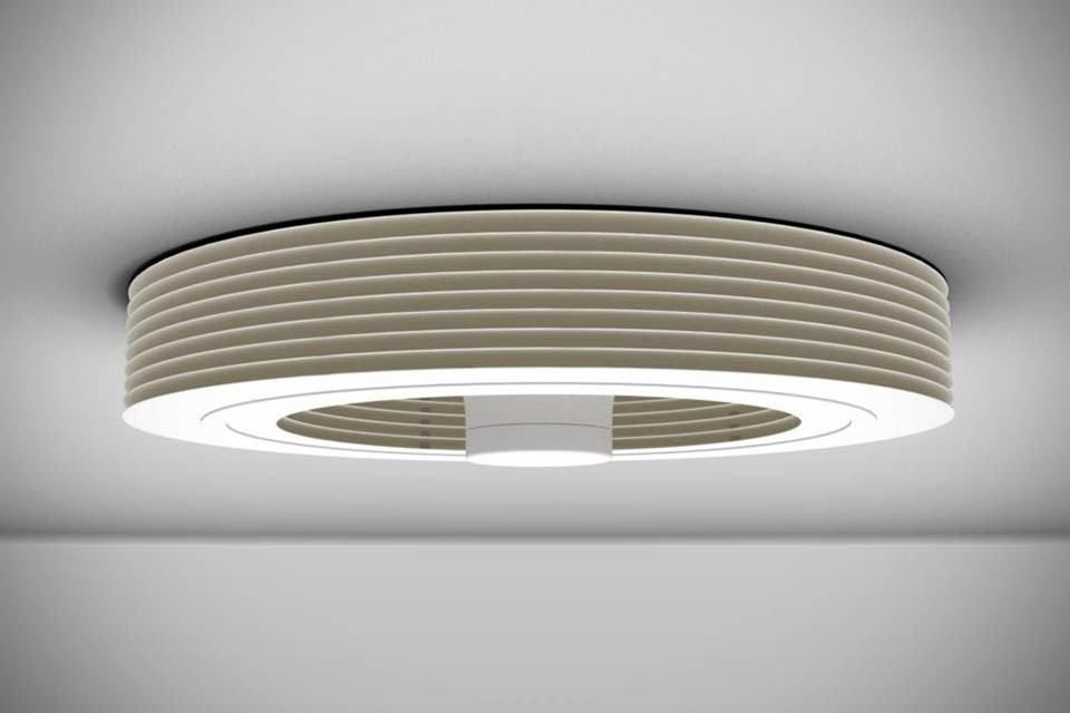 Bladeless Ceiling Fans Exhale Fans Bladeless Ceiling Fan Ceiling Fan With Light Ceiling Fan Ceiling fans with lights for low ceilings