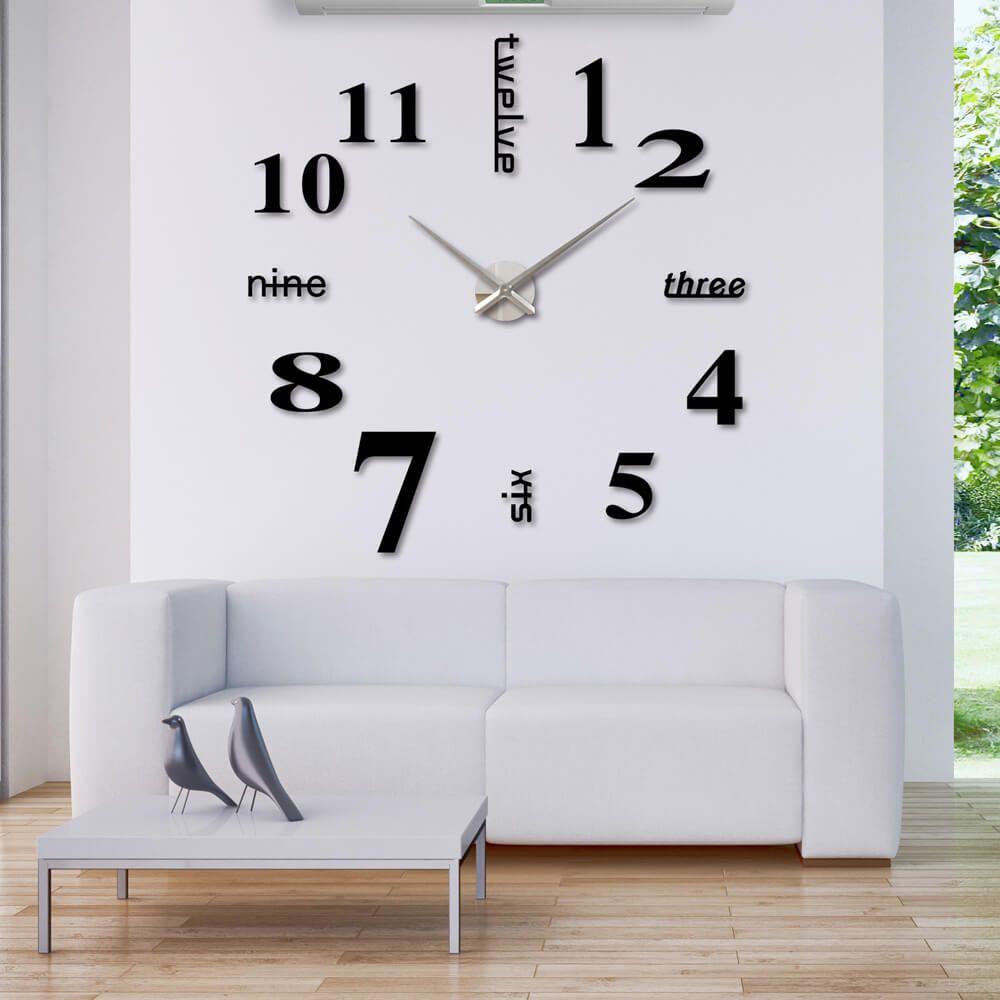 Modern Wall Clock Designs | Decorating Design Ideas | Pinterest ...