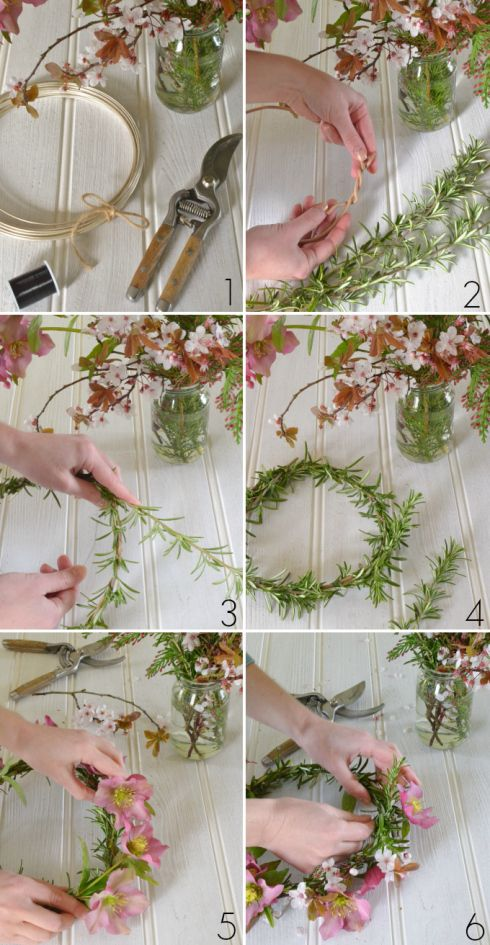 Photo of DIY: how to make a spring flower crown