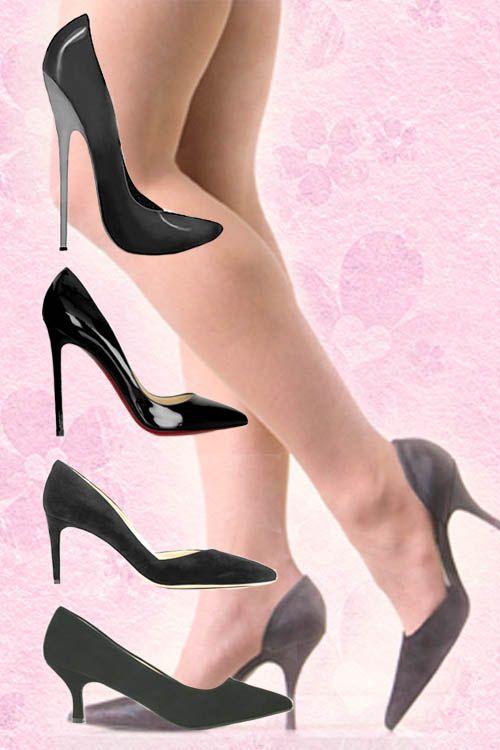 Ukuran Sepatu Heels 9