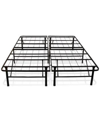 Sleep Trends Hercules 14 Platform Metal Bed Frame Twin Xl