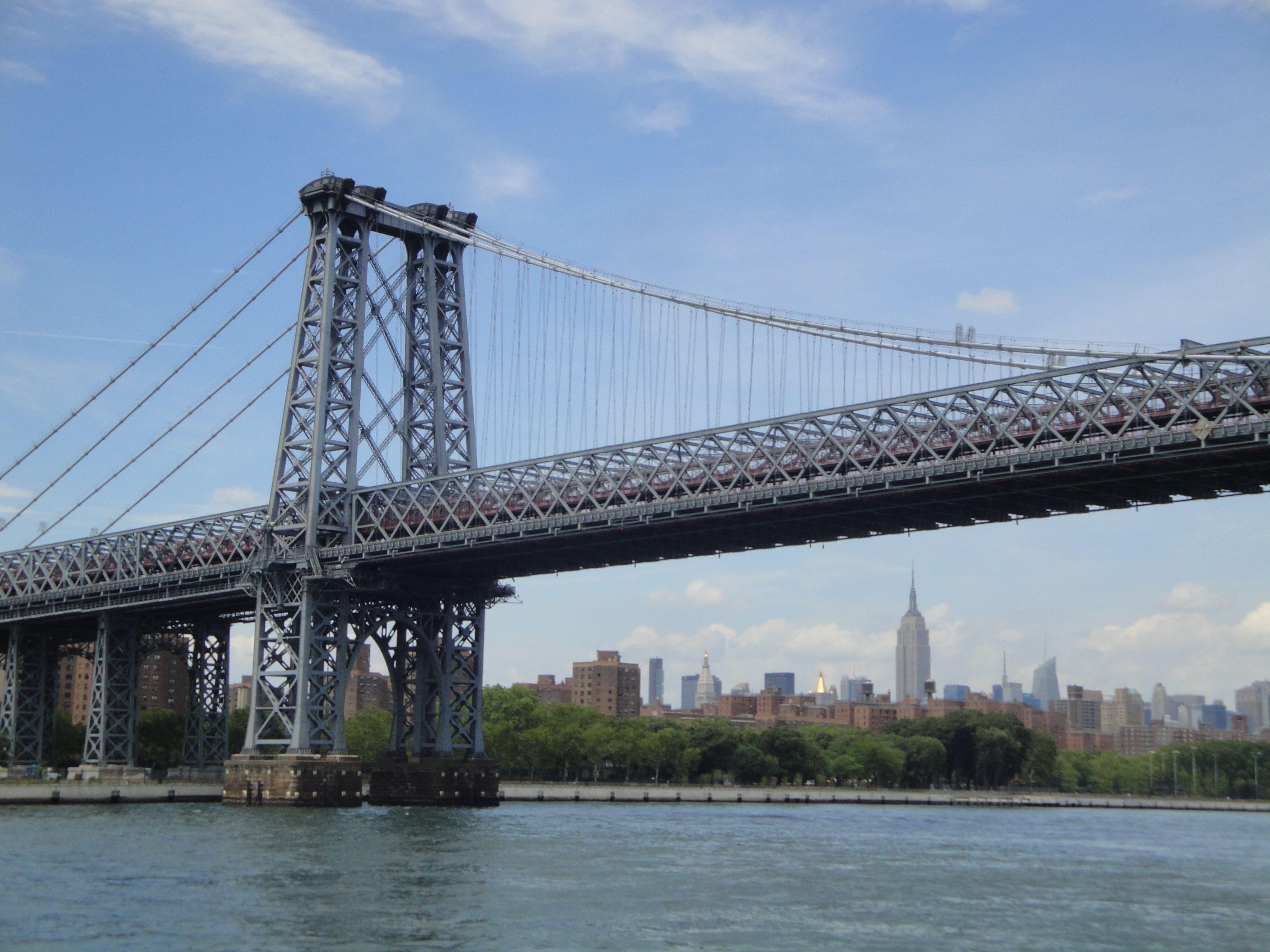 Williamsburg Bridge | NYC | Pinterest