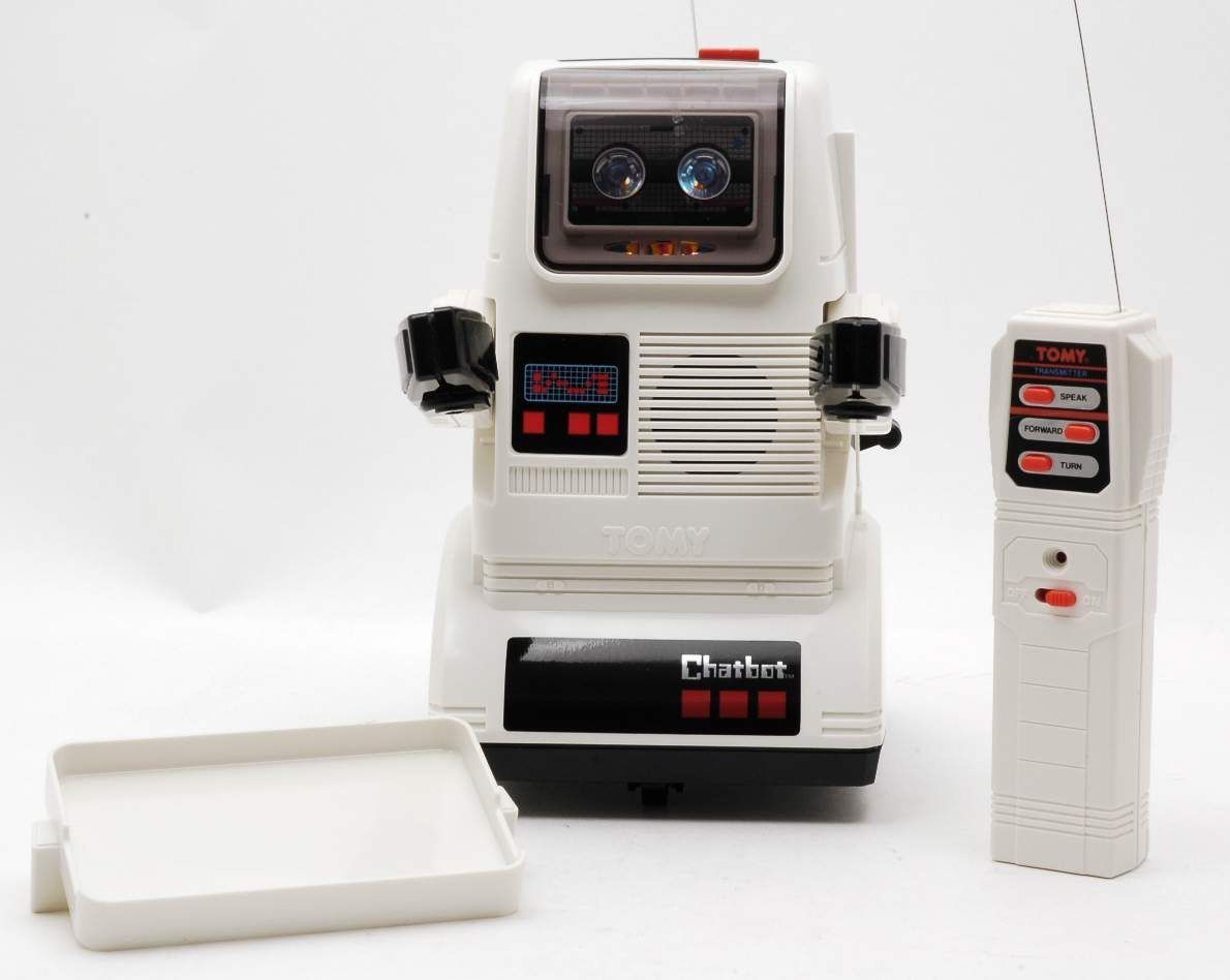 Chatbot from Tomy - find out what HippoBytes is all about at http://