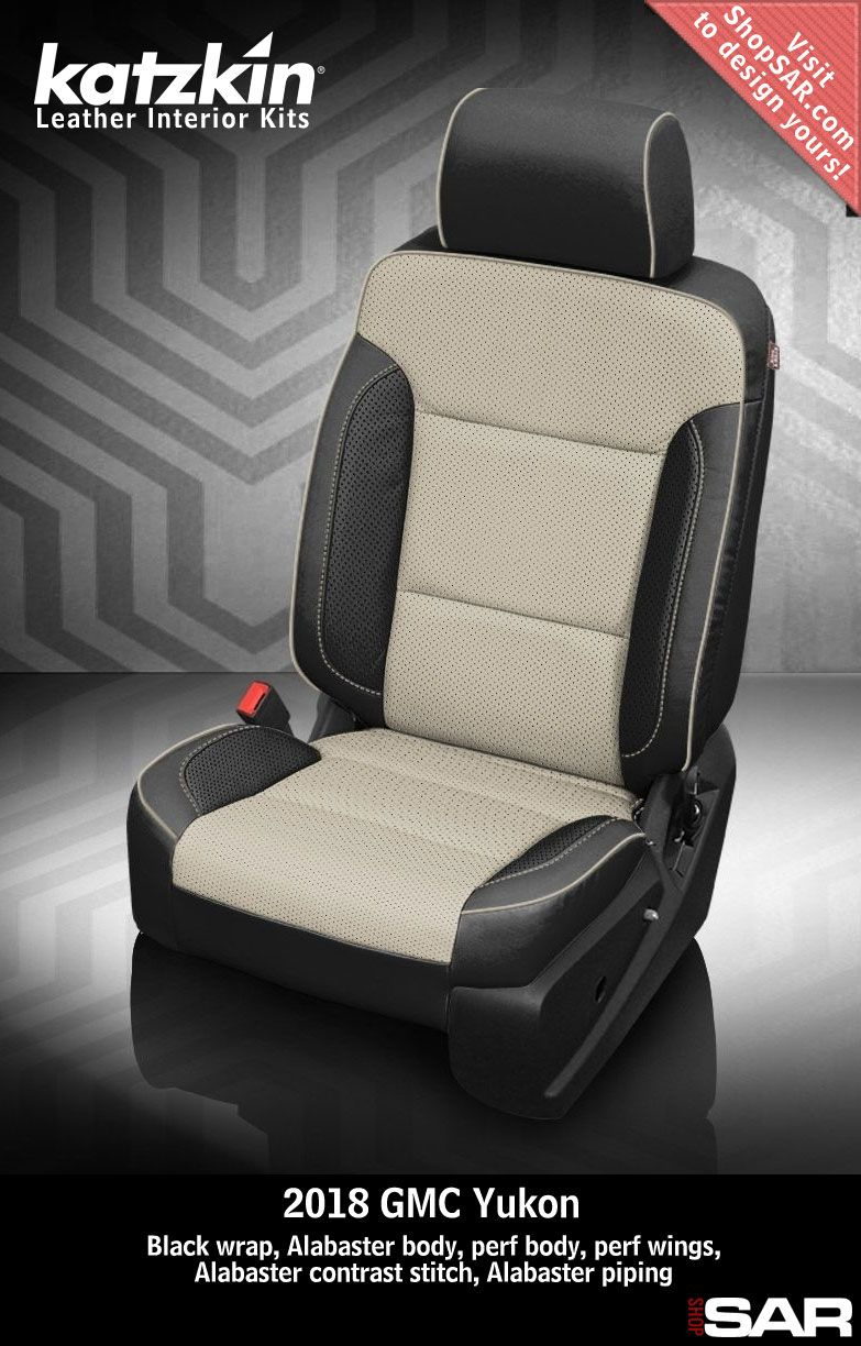 Katzkin Custom Leather Auto Interiors Leather Seat Covers Car Leather Upholstery Leather Seat Covers Chevy