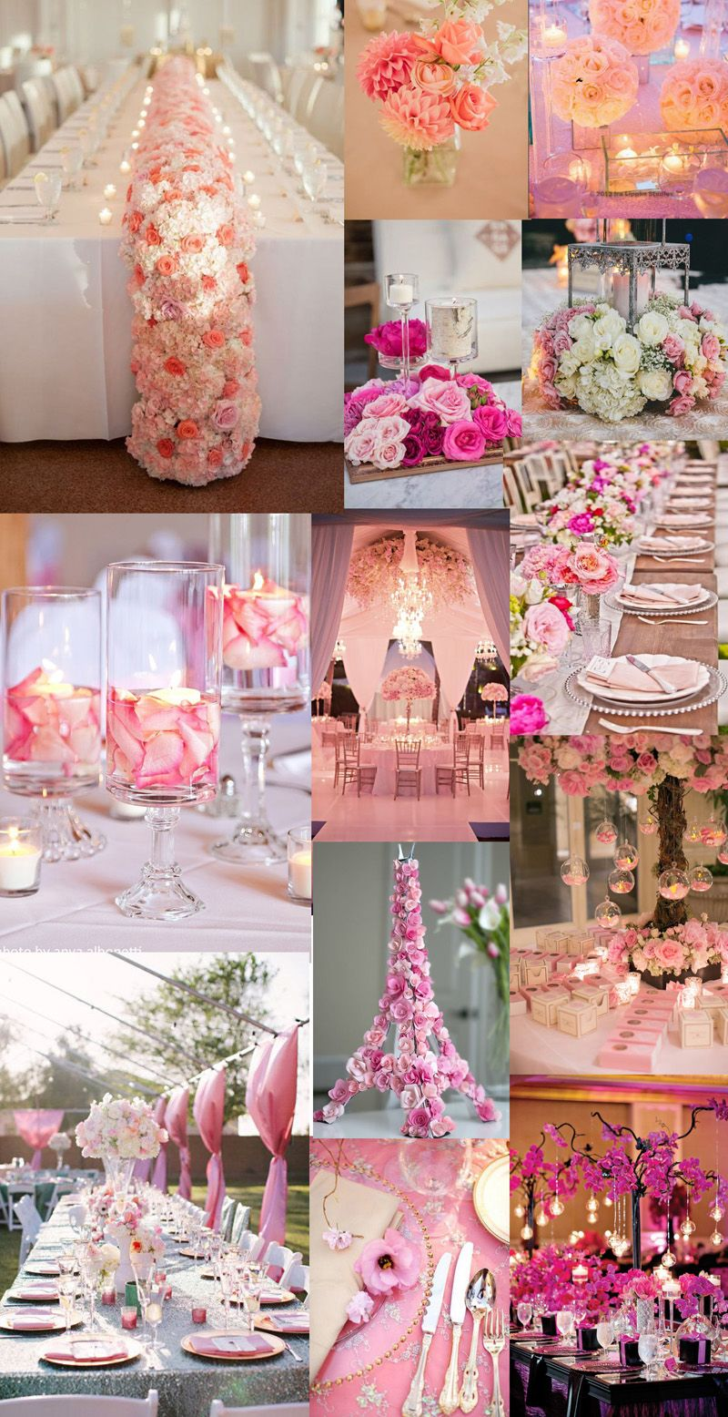 SummerWeddingSeries – Spectacular Wedding Table Decorations and ...