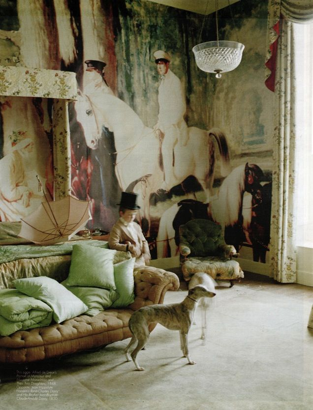 from the stacks blow up by tim walker for w magazine tim walker