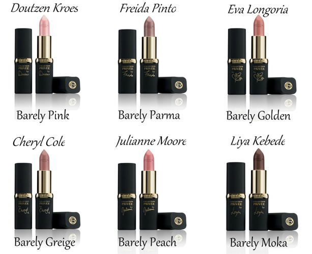Street Fair Cosmetics — LOréal Colour Riche Lipcolour