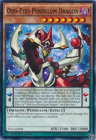 Yugioh Rune-Eyes Pendulum Dragon SP15-EN032 1st Edition Common