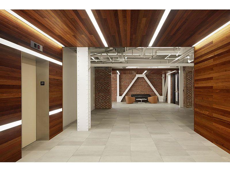ISC Building Lobby