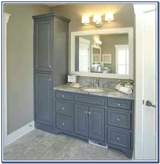 Best Bathroom Vanity Storage Ideas On Bathroomelegant Tower Bathroom Vanity Storage Bathroom Remodel Master Farmhouse Master Bathroom