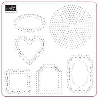 Stampin\' Up! Online Ordering | Embroidery on Paper & Paper Piercing ...