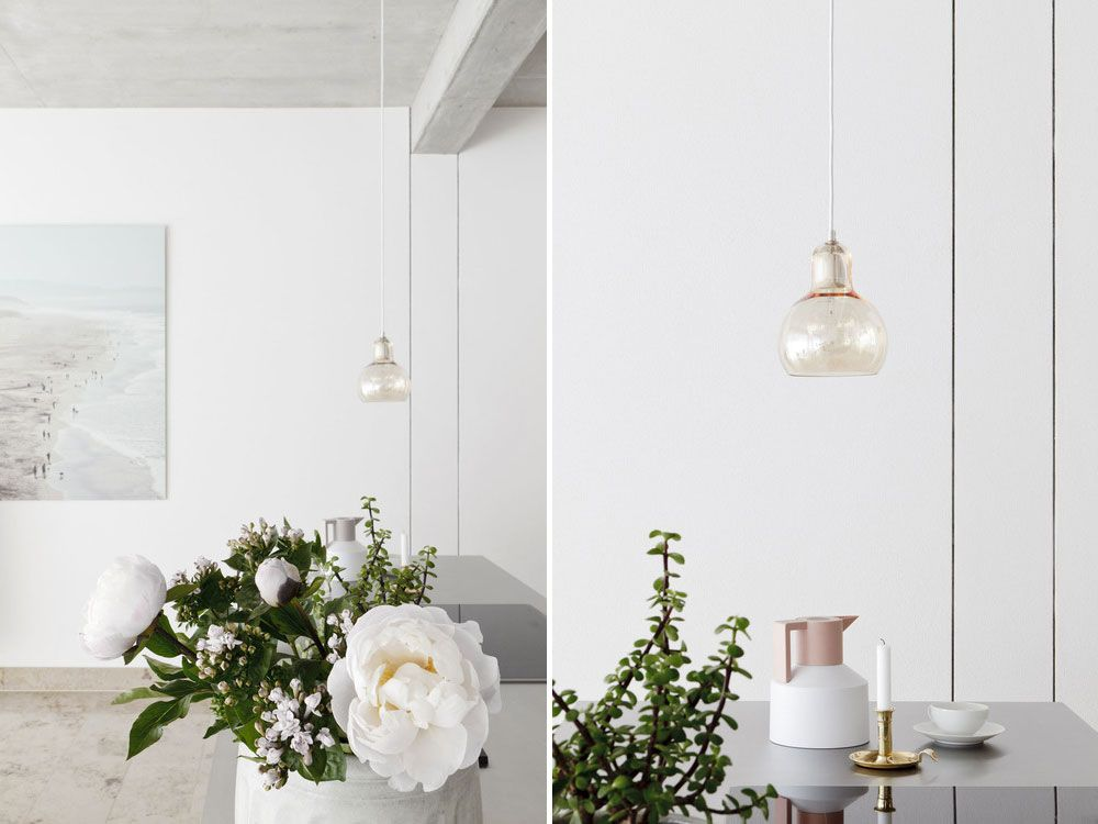 Oracle Fox Sunday Sanctuary Minimal Soft White Apartment - Apartment soft minimalist decor