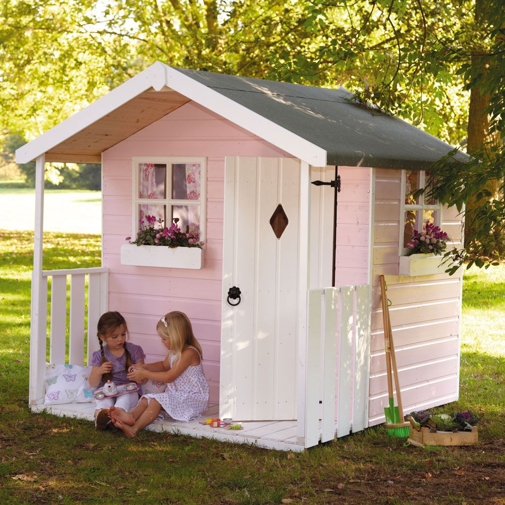 little girls dream gartenh uschen pinterest. Black Bedroom Furniture Sets. Home Design Ideas