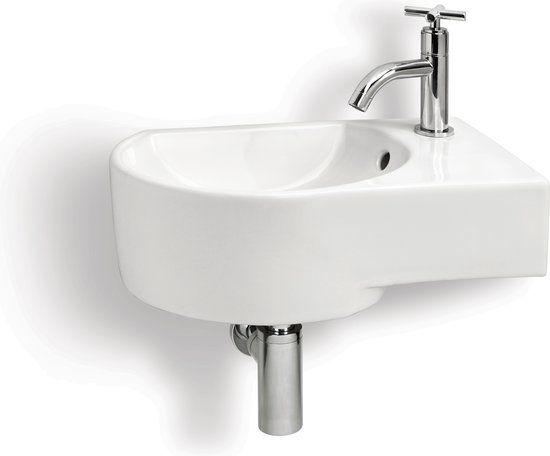 Kleine Wasbak Toilet : Differnz appollo kraan rechts fonteinset wastafel wc pinterest