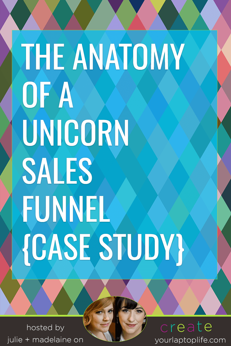 The Anatomy of a Unicorn Sales Funnel | Anatomy, Unicorns and Blogging