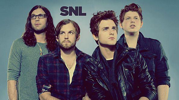 Kings of Leon  #SNL / Saturday Night Live