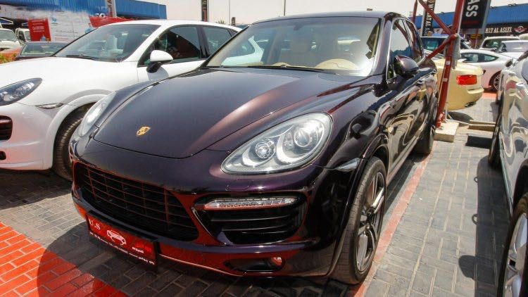 Porsche Cayenne Turbo 2011 With Images Find Used Cars Porsche