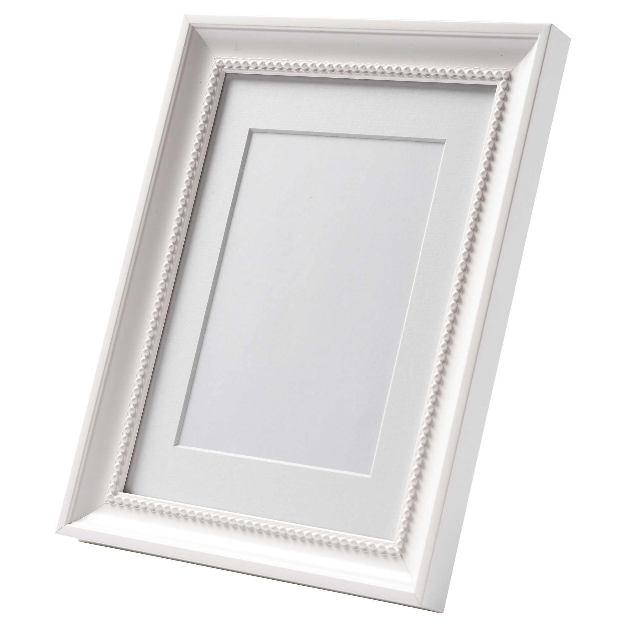 ikea sndrum frame white cm the mount enhances the picture and makes framing easy - White Picture Frames