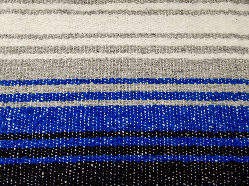 Medium Serape - Sherpa Blanket